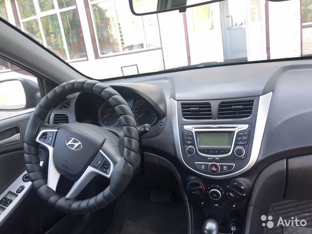 Hyundai Solaris, 2013  89620773167 купить 4