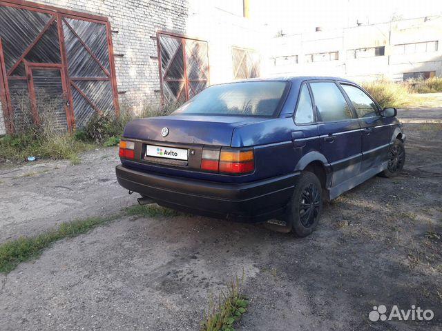 Volkswagen Passat, 1989  89607165432 купить 3