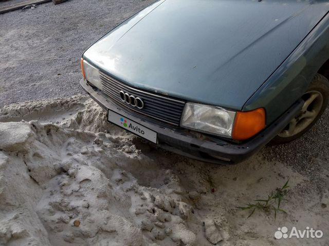 Audi 100, 1988  89038867141 купить 7