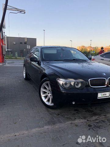 BMW 7 серия, 2004  89622551223 купить 2