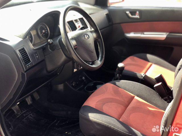 Hyundai Getz, 2006  89606019894 купить 9