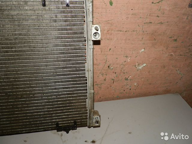Радиатор кондиционера Ситроен С4  89041755273 купить 3