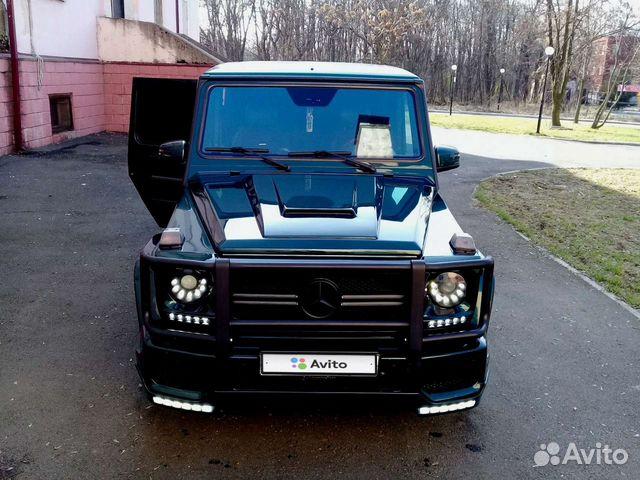 Mercedes-Benz G-класс, 2003  89280729001 купить 10