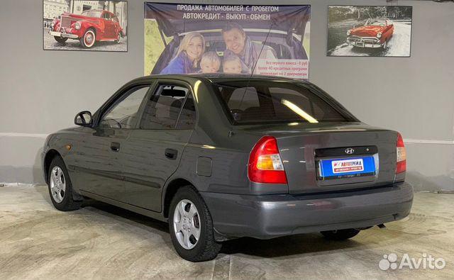 Hyundai Accent, 2006  89586166269 купить 2