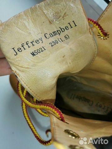 Ботинки Jeffrey Campbell, США,36 размер  89632935615 купить 7