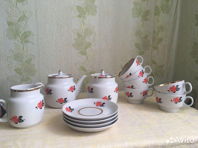 Чайный набор  89034200333 купить 2