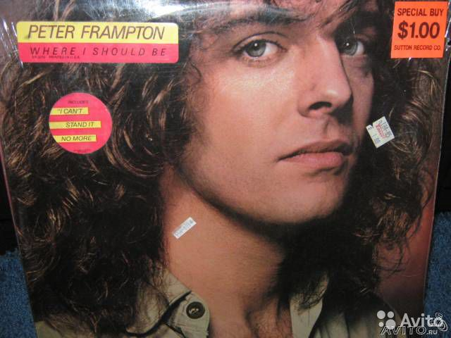 Peter Frampton, sealed 1979 винил новый