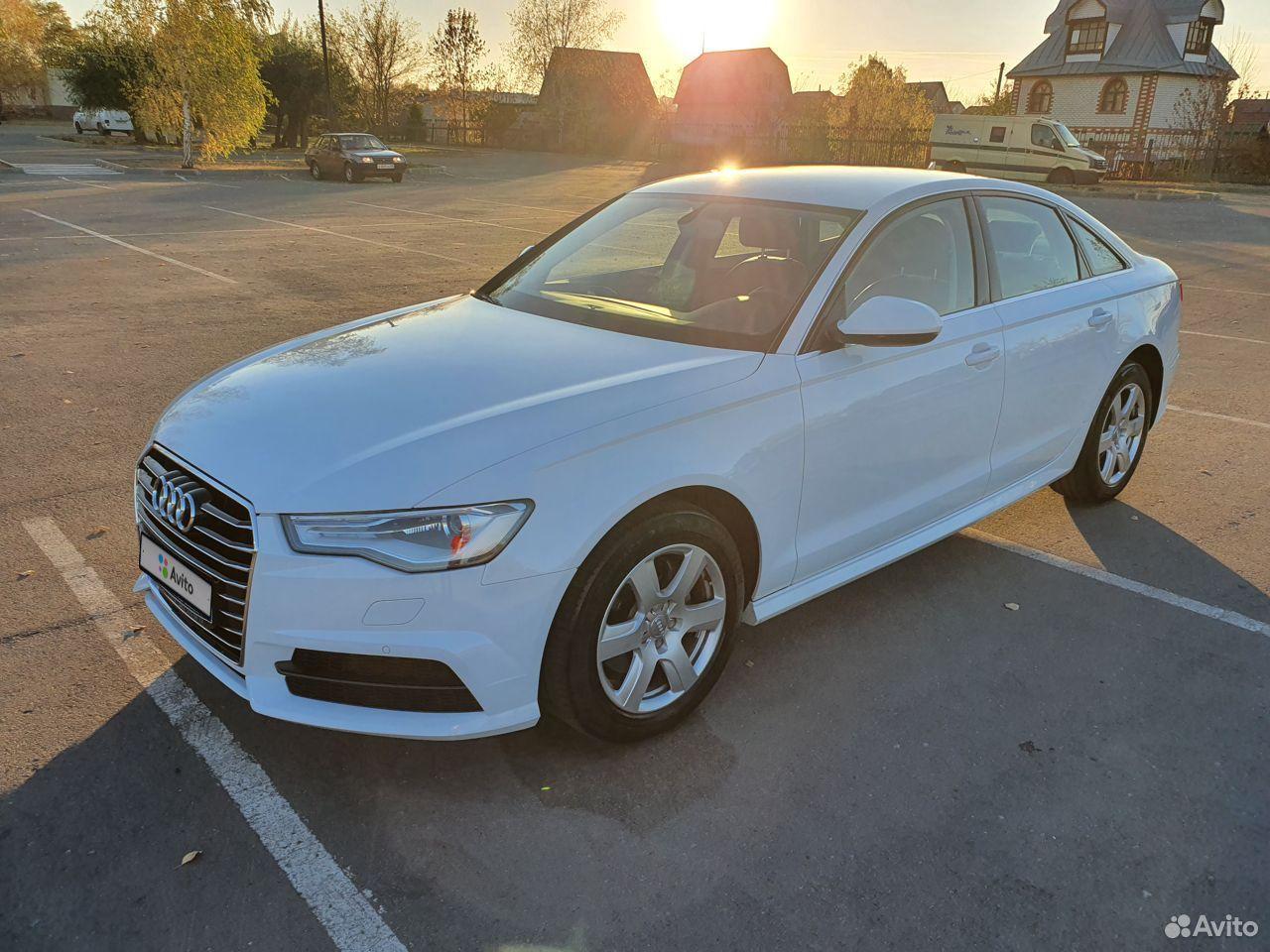 Audi A6, 2018  89588677578 купить 5