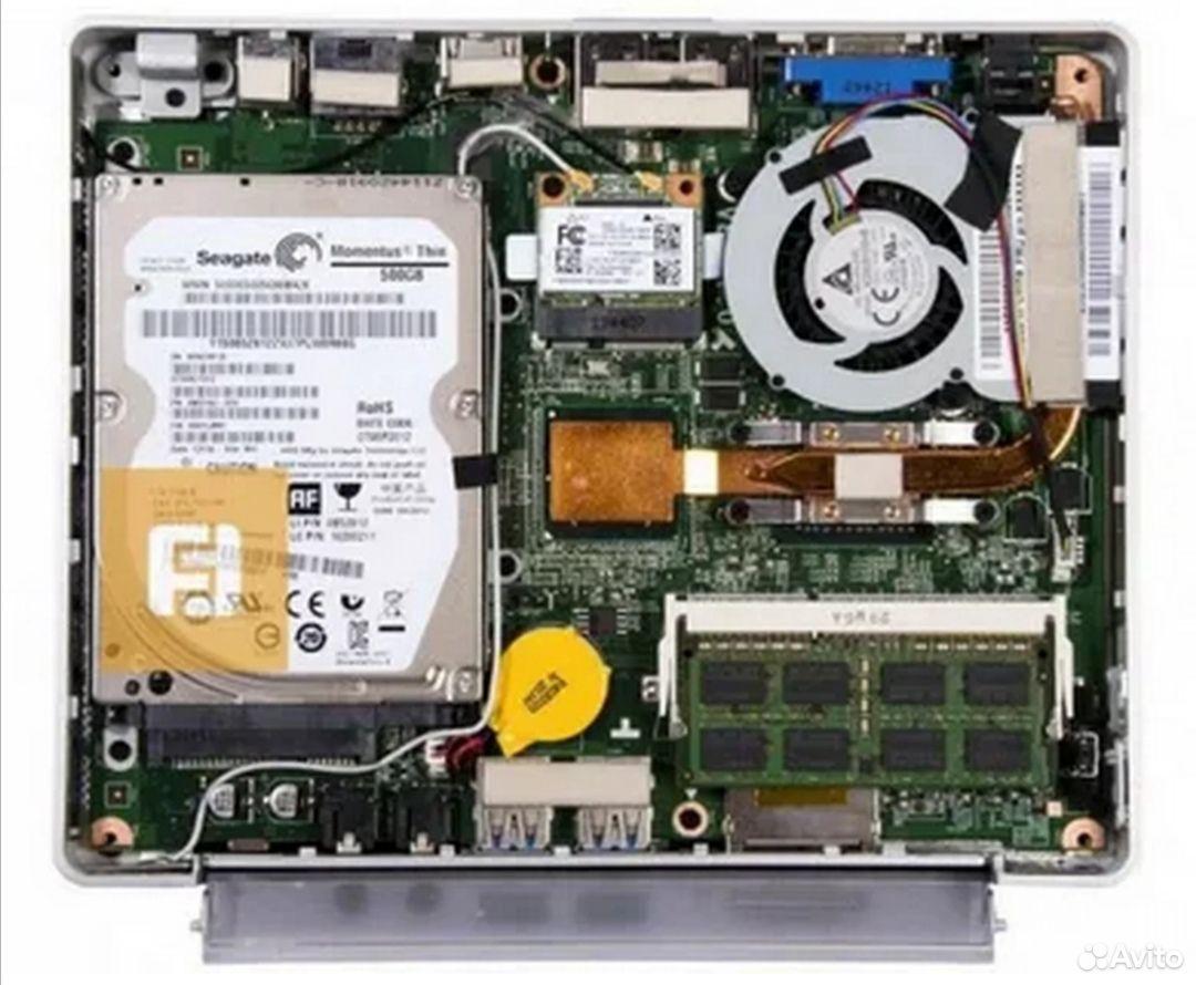 Новый настольный компьютер Неттоп Lenovo IdeaCetn  89025051199 купить 5