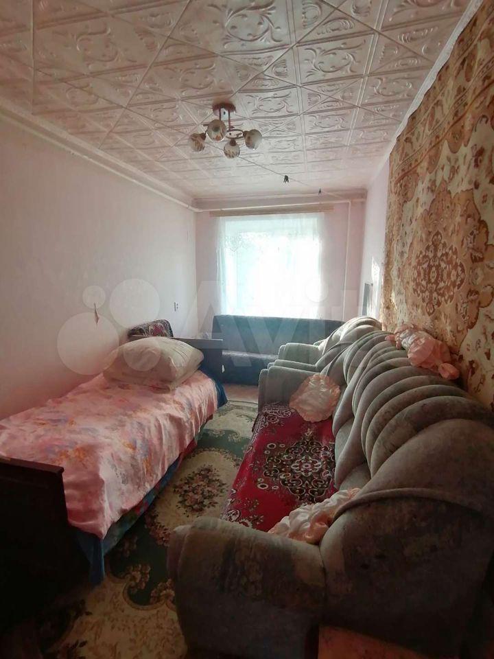 3-к квартира, 58.2 м², 2/2 эт.