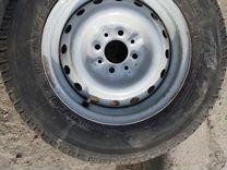 Резина летняя и диск r13/колесо в сборе
