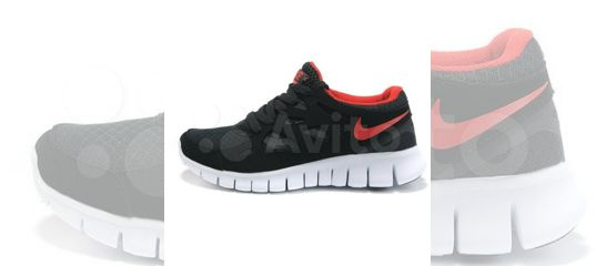 68ce6fb7 Кроссовки Nike Free Run (В Наличии) купить в Томской области на Avito —  Объявления на сайте Авито
