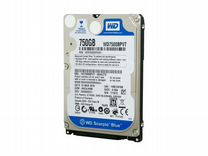 Жесткий диск Western Digital WD Scorpio Blue 750