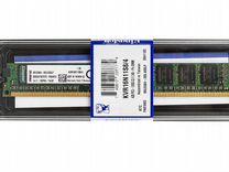 Оперативная память 8 Гб (2х4Гб) kingston DDR3-1600