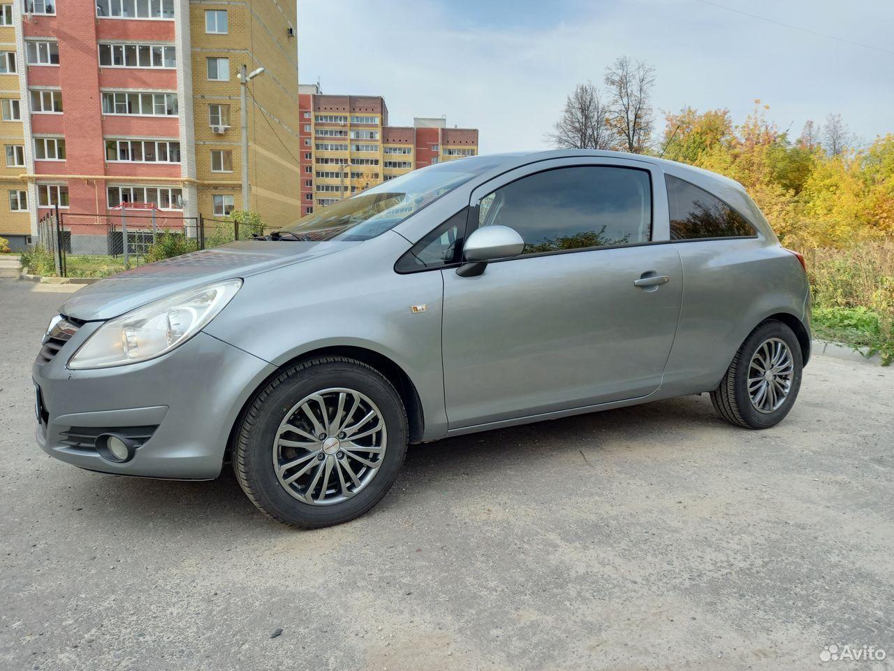 Opel Corsa, 2010  89613731974 купить 1