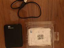Внешний жесткий диск 1TB