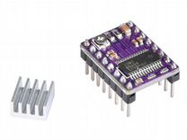 Драйвер шагового двигателя A4988 для arduino
