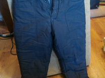 Ватные штаны для рыбалки. Размер 48-50. Торг