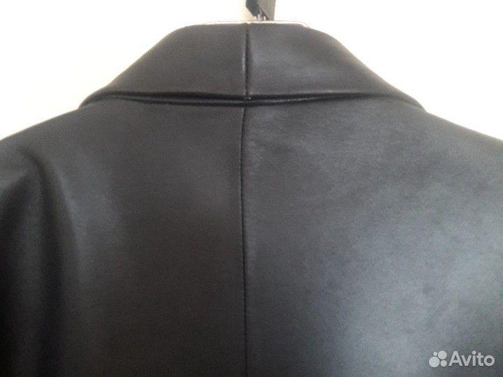 Кожаный пиджак  89622147641 купить 4