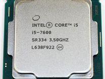 Комплект Core i5-7600 + Asus B150M PRO Gaming