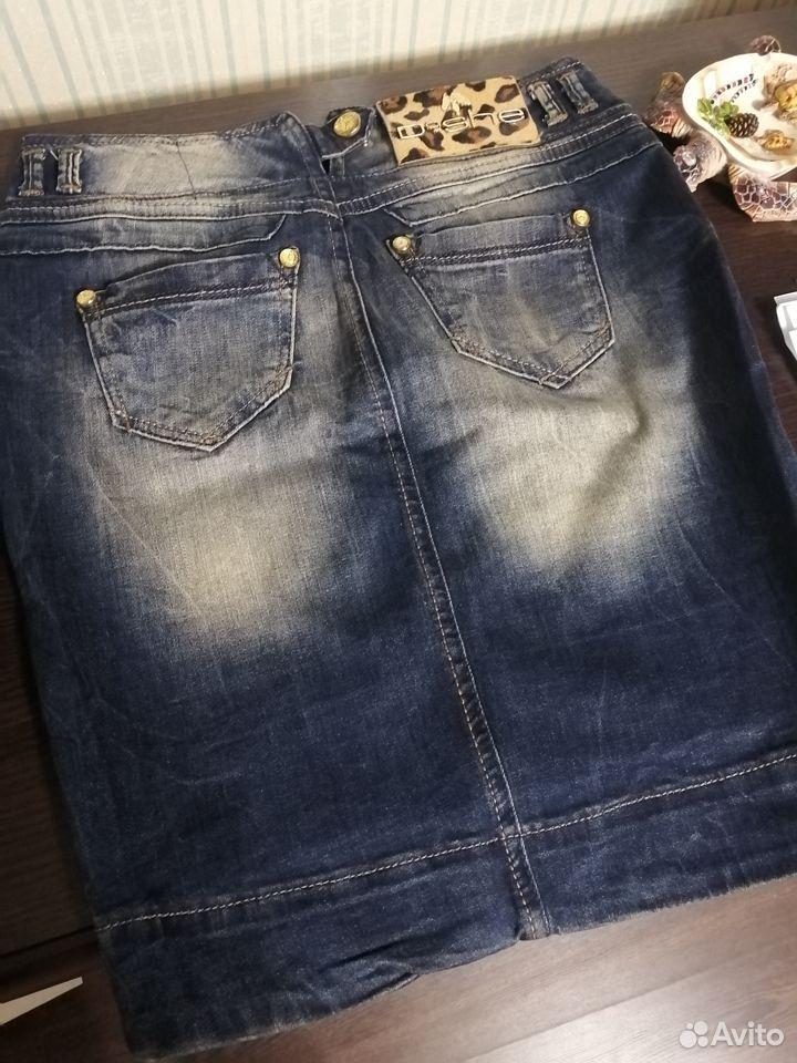 Юбка джинсовая  89089598825 купить 2