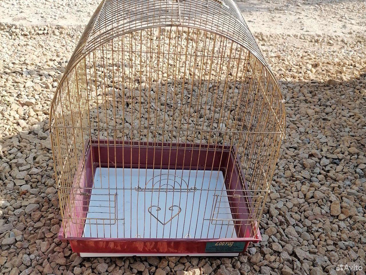 Клетка для среднего попугая  89624054725 купить 2