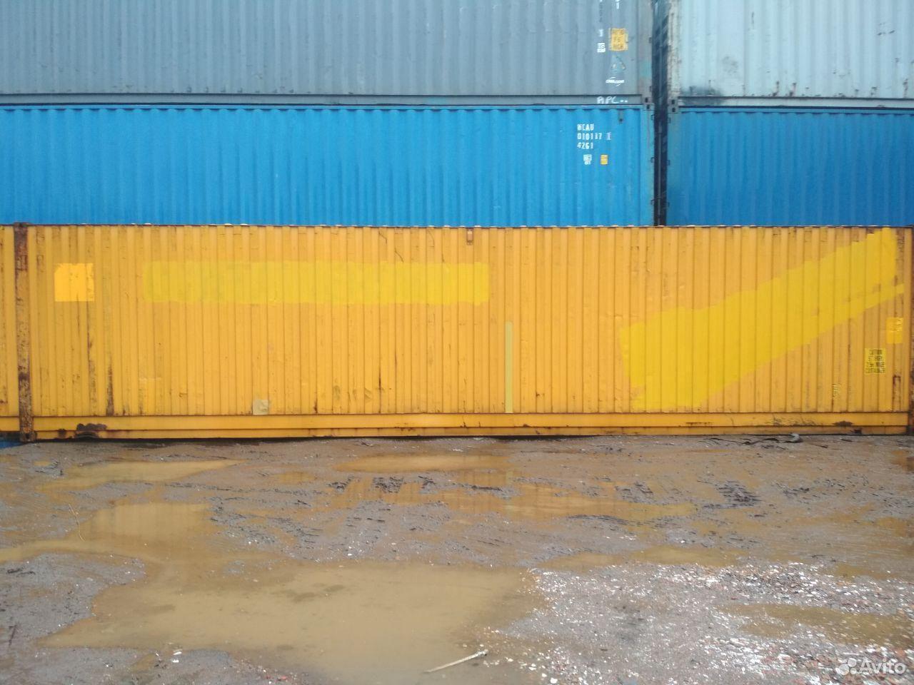 Морской контейнер 45 футов  89013734855 купить 2
