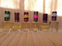 Отливанты нишевой парфюмерии