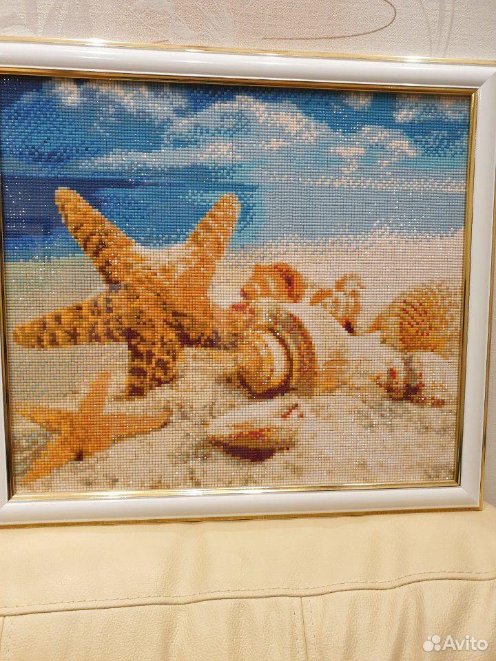 Картина Морские сокровища
