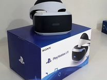 Новый Ps4 VR Шлем+1 сборник в подарок