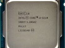 Intel Core i3-3210 LGA1155