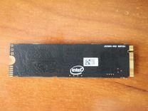 Intel SSD NVMe 256 Gb M2