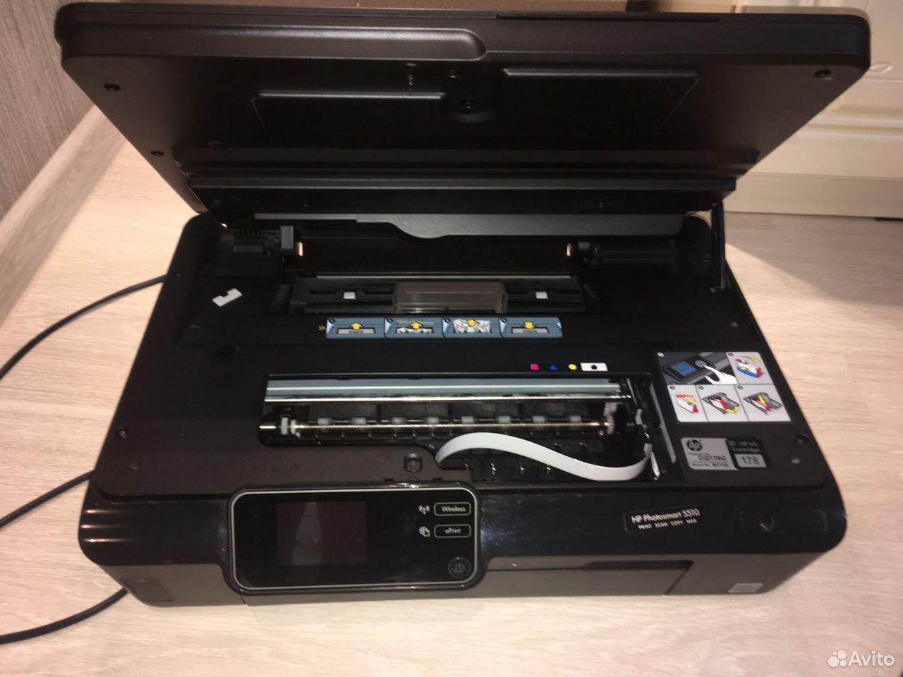 Мфу HP Photosmart 5510  89174083433 купить 2