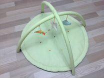 Детский развивающий коврик Икеа Лека