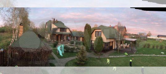 Дом 350 м² на участке 30 сот. в Московской области | Недвижимость | Авито