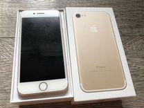 iPhone 7 128GB Black и 128GB Gold