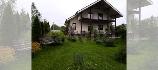 Дом 200 м² на участке 45 сот. в Калужской области   Недвижимость   Авито
