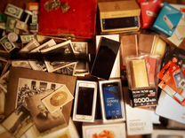 Новые мобильные телефоны