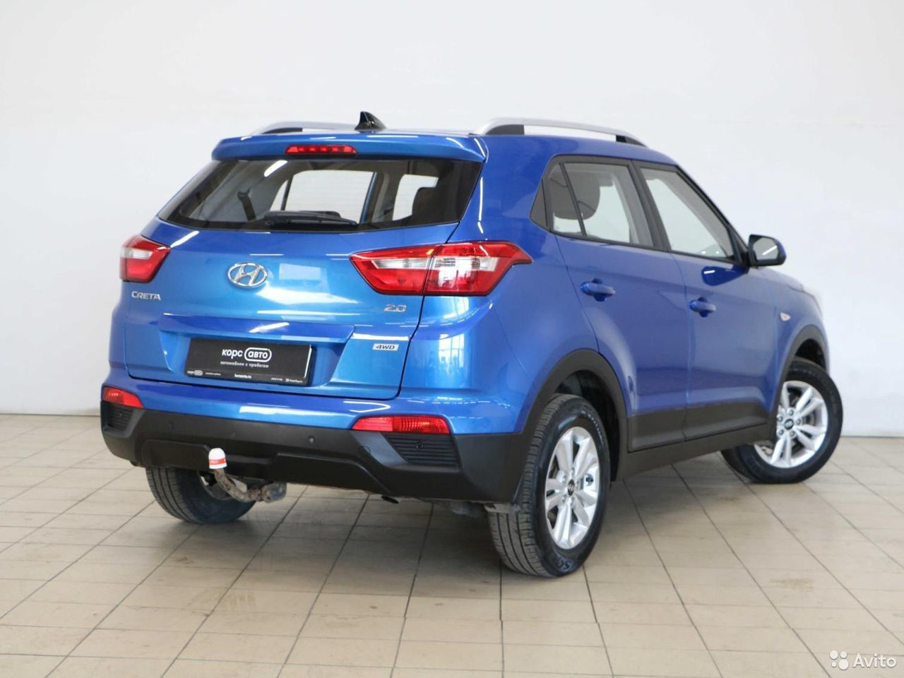 Hyundai Creta, 2016  84872520037 купить 3