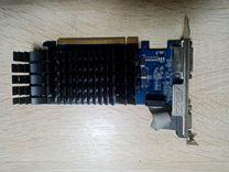 Видеокарта GT210 1GB gddr3 — Товары для компьютера в Новосибирске