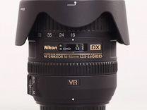 Продам Nikon 16-85mm f3.5-5.6G ED VR AF-S DX Nikko