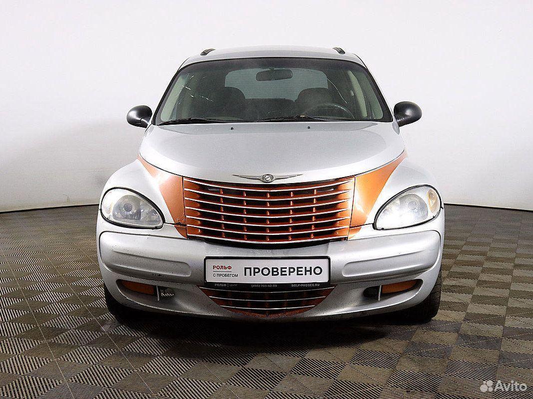 Chrysler PT Cruiser, 2001  84954101966 купить 2