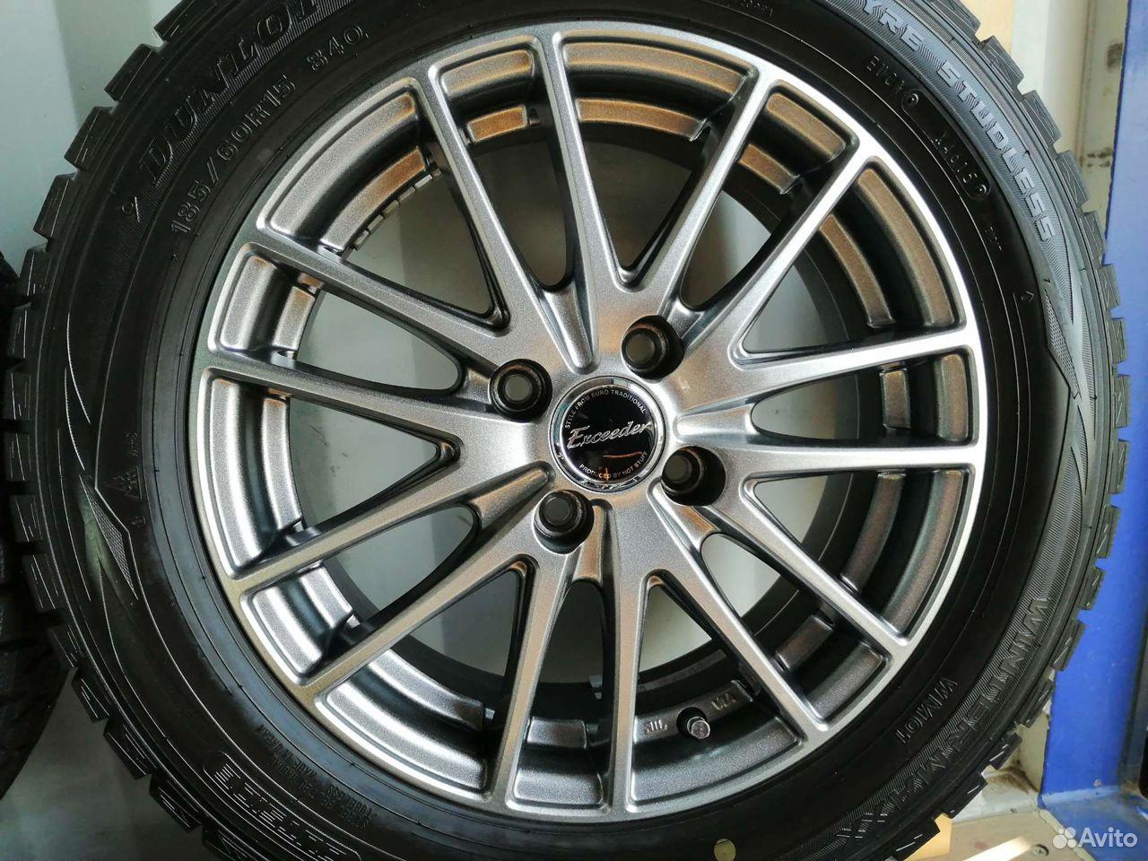 Комплект колес (№72) из Японии  89244146927 купить 2