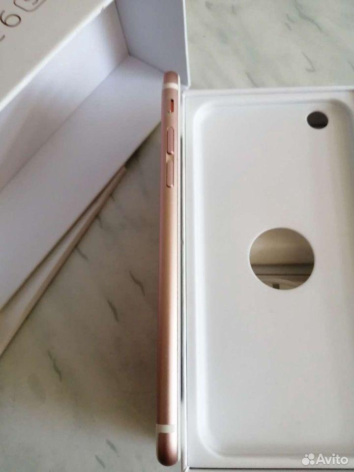 Телефон iPhone 6s Gold Rose 32Gb