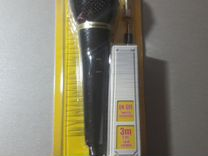 Микрофон новый, panasonik