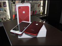 AiPhone 7/7+Красный Черный и Золотой Original/мага