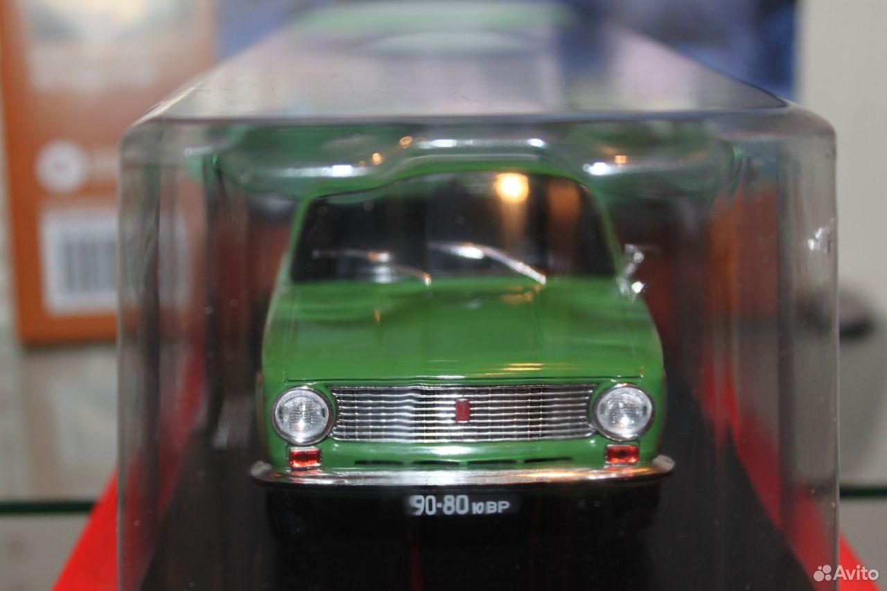 Ваз 21011 Легендарные Советские Автомобили 1/24  89127615191 купить 3