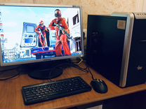 Игровой, Intel Core i5, GTX 1050 2 GB, 8Gb, 250GB