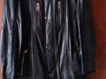 Куртку мужскую из натуральной кожи