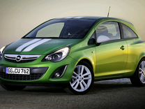 Разбор Opel Corsa D Опель корса д